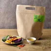 【飲茶嚐點】蔬菜脆片(全素)(增量包250g/包)