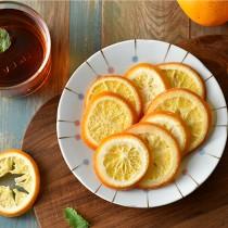 【飲茶嚐點】香橙片(150g/包)